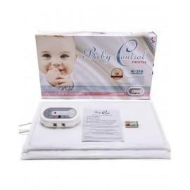 Baby Control BC-210, s 1x2 senzorovými podložkami