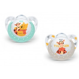Dojčenský cumlík NUK Disney Tigrík 6-18m 2ks
