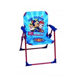 Campingová stolička Disney Paw patrol modrá