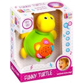 Bam Bam Zábavna korytnačka