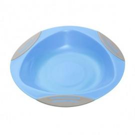 Tanierik s prísavkou Baby Ono modrý 1062