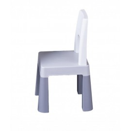 Tega Baby stolička k setu Multifun sivá