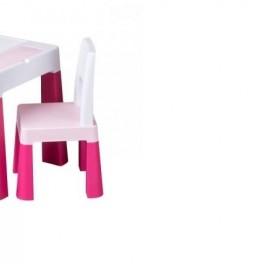 Tega Baby stolička k setu Multifun ružová