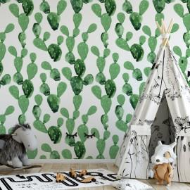 Tapeta Dekornik Kaktusy 50x280 cm